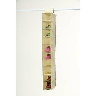 5 Pair Hanging Shoe Organiser By Symple Stuff