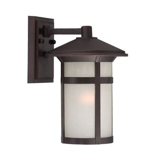 Herald Square 1-Light Outdoor Wall Lantern