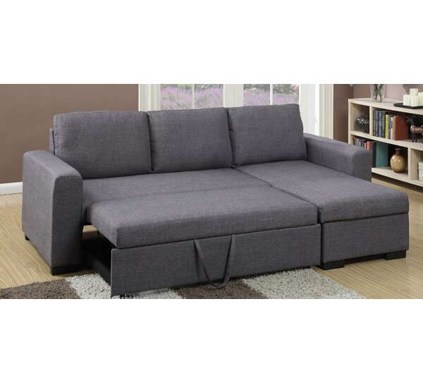 a j homes studio amanda sleeper sectional reviews wayfair rh wayfair com wayfair sleeper sofa leather wayfair sleeper sofa with chaise