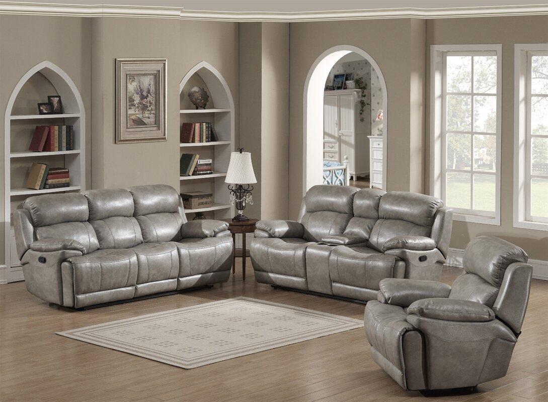 three piece living room set. Estella 3 Piece Living Room Set AC Pacific  Reviews Wayfair