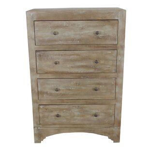 Nicholls 4 Drawer Chest