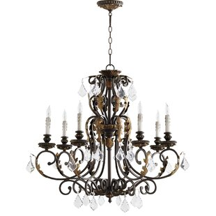 Ancram 8-Light Chandelier ..