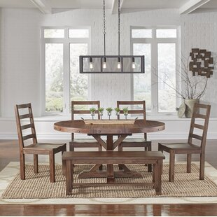 Elegant Trevion 6 Piece Dining Set