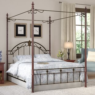 Wedgewood Canopy Bed by Three Posts