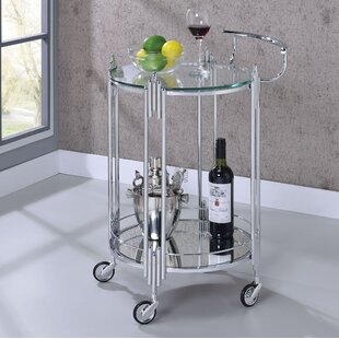 Deering Serving Cart By Canora Grey