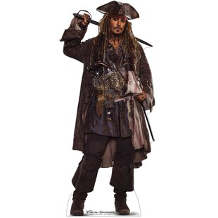 Jack Sparrow Standup By Advanced Graphics