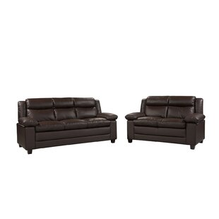 Aadi 2 Piece Sofa Set By Marlow Home Co.