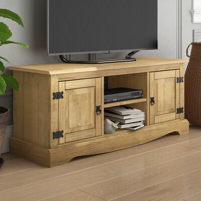 TV-Schrank Maumelle für TVs bis zu 43 | Wohnzimmer > TV-HiFi-Möbel > TV-Schränke | Kiefer - Tv | Marlow Home Co.