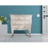Bartett 3 Drawer Dresser by Bloomsbury Market
