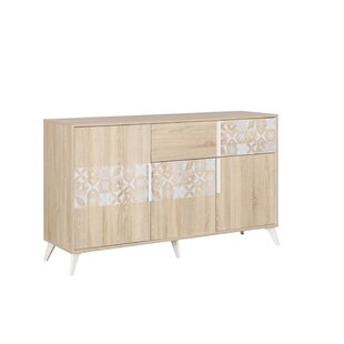Thornaby Sideboard With 3 Doors And 1 Drawer By Fjørde & Co