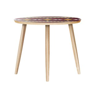 Brayden Studio Makaila End Table