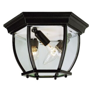 Tucker Outdoor Flush Mount