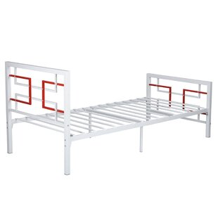 Corona Twin Platform Bed by Trule Teen