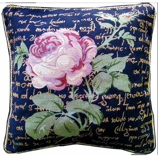 Solitary Rose Pillow Case (Set of 2)