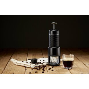 0.35-Cup Portable French Press Coffee Maker