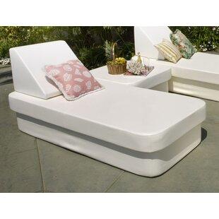 La-Fete Cot Resort Chaise Lounge