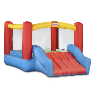 Little Tikes Jr. Jump N Slide Bounce House