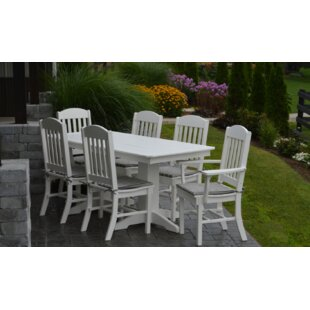 Nettie 7 Piece Dining Set