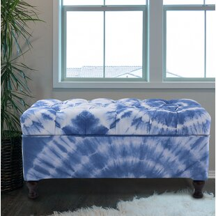 Belliveau Upholstered Storage Bench