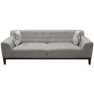 Diamond Sofa Marquee Tufted Back Standard Sofa