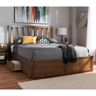 Freeland Storage Platform Bed