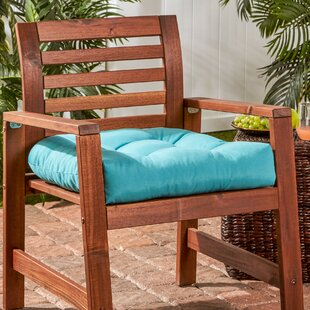 Sarver 20 Indoor/Outdoor Dining Chair Cushion
