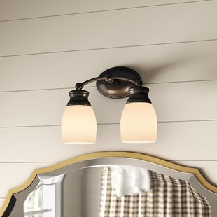 Donne 2-Light Vanity Light by Birch Lane? Heritage