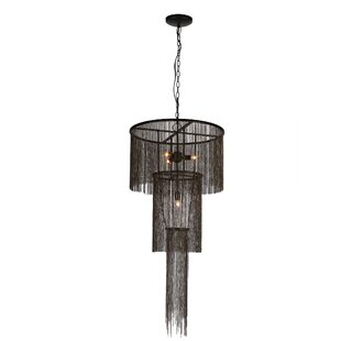 House of Hampton Witherspoon 4-Light Novelty Chandelier