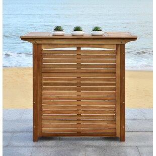 Beachcrest Home Linette Bar