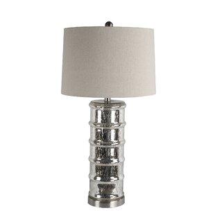 Kingsley Glass 29 Table Lamp