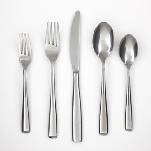 Rachel 20 Piece Flatware Set, Service for 4