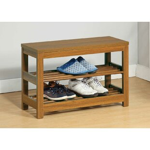 Reviews 6 Pair Shoe Rack By Rebrilliant