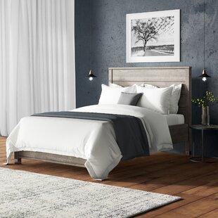 Greyleigh Bedias Solid Wood Platform Bed