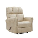 Kuester Biscuit Extra Large Manual Wall Hugger Recliner by Red Barrel Studio®