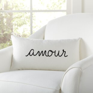 Mason Amour Pillow Cover