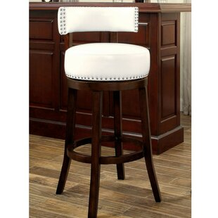 Amell 29 Swivel Bar Stool (Set of 2) by Darby Home Co