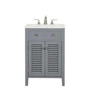 Affordable Pinyon 24 Single Bathroom Vanity Set By Rosecliff Heights