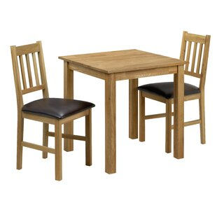 Ophelia Dining Set With 2 Chairs By Alpen Home