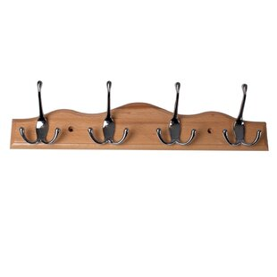 Whiteville Wall Mounted Coat Rack By Ebern Designs