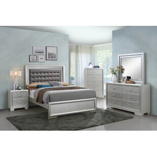 Aguilera Configurable Bedroom Set