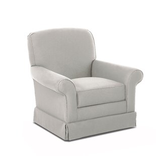 Wayfair Custom Upholstery™ Triton Swivel Glider