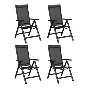 Matteson Folding Garden Chair (Set Of 4) Image
