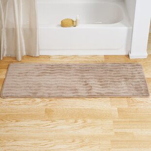 Memory Foam Long Bath Rug by Plymouth Home