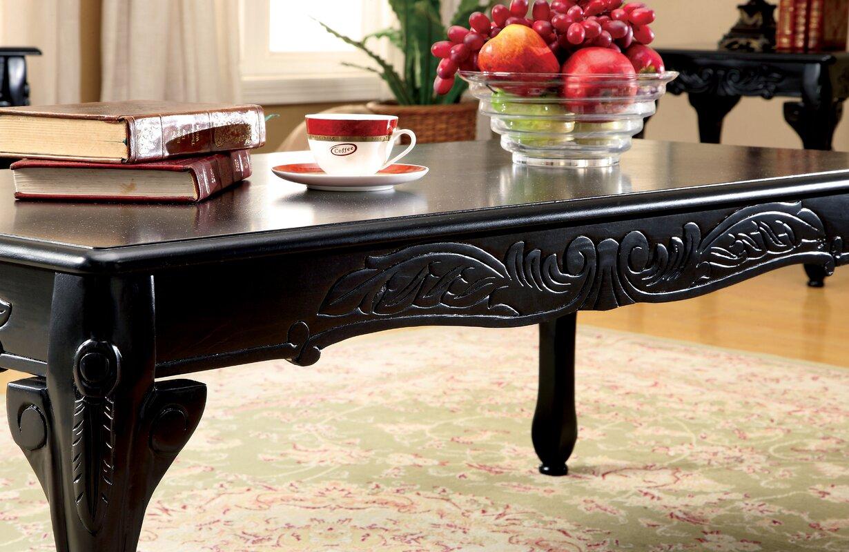 Astoria Grand Harrietta 3 Piece Accent Table Set & Reviews   Wayfair