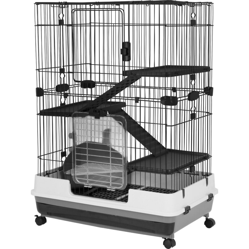 Cage with Ramp