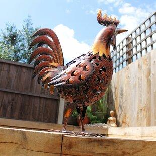 Demorest Rooster Statue Image