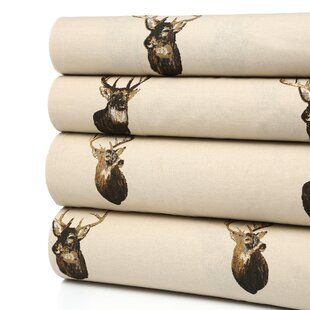 Browning Whitetails 200TC Sheet Set
