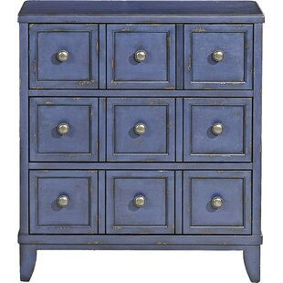 Metts 3 Drawer Accent Chest by..