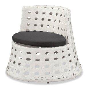 100 Essentials Happy Hour 5 Piece Sunbrella Conversation Set with Cushions