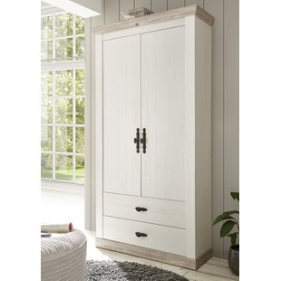 Caroline 2 Door Wardrobe By House Of Hampton